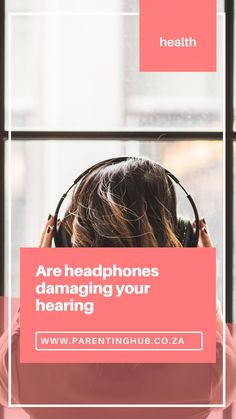 If it's too loud, you're too old? No, more like too sensible… Hearing Sounds, Sound Waves, Your Music, Just The Way, Listening To Music, Parenting Advice, Health And Nutrition, Say Hello, Keep It Cleaner