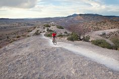 White Mesa Bike Trails by BLM New Mexico, via Flickr