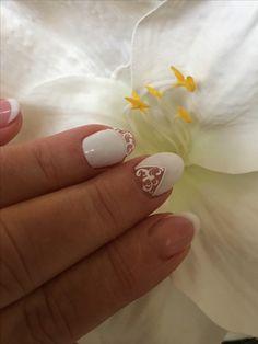 Nails, Beauty, Jewelry, Fashion, Finger Nails, Moda, Jewlery, Ongles, Jewerly
