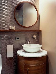 7 Great Bathroom Designs - Curvaceous Appeal on HomePortfolio