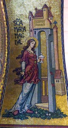 Westminster Cathedral - Mosaics (Dec 2013) - Photo taken by BradJill
