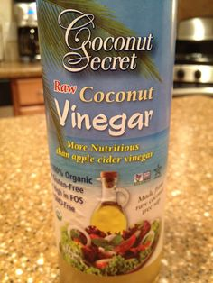 Tastes way better than Bragg's Apple Cider Vinegar. I drink it in water for glowing skin, hair and nails. I even bathe in it for muscle soreness, softer skin, vaginal health, and overall holistic health & relaxation.