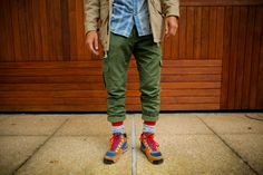 For the Fall 2012 Timberland GT Scramble colorways, I combined inspiration from classic hikers and urban sneakers. Not only does the mesh/suede upper work well together for durability and breathabilit...