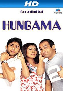 Hungama - Download Indian Movie 2003       Print : DVD [Compress in AVI Format]     Download and On...