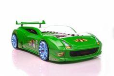Autobett Fivex grün