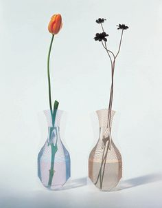 DBROS portable vase - set of 2