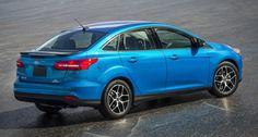 Ford Focus Sedán 2014, pequeña renovación para el Salón de Nueva York - http://www.actualidadmotor.com/2014/04/09/ford-focus-sedan-2014-salon-de-nueva-york/