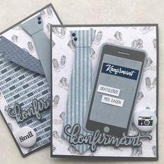 papirdesign-blogg Easel Cards, Doilies, Birthday Cards, Chevron, Boys, Bday Cards, Baby Boys, Sons, Congratulations Card