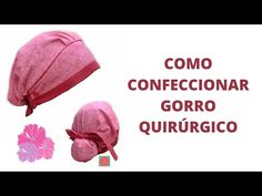 Como hacer gorro quirúrgico.🌺 - YouTube Cool Gadgets To Buy, Crochet Mask, Easy Hairstyles For Long Hair, Scrub Caps, Sewing Art, Tapas, Sewing Hacks, Free Pattern, Baseball Hats