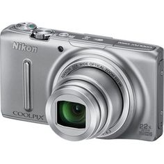 Shop Nikon COOLPIX S9500 18 Megapixel Digital Camera - Silver online at lowest price in india and purchase various collections of Digital Cameras in Nikon brand at grabmore.in the best online shopping store in india