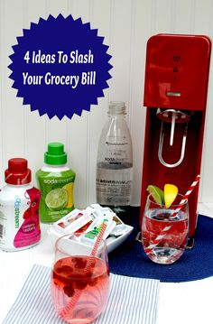 4 Ideas To Slash Your Grocery Bill and giveaway!!  http://makobiscribe.com/cut-your-grocery-bill/