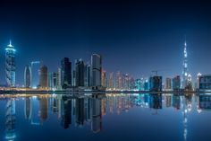 Business Bay by Sebastian M on 500px