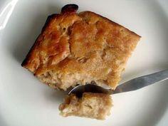 Apple cinnamon pancake - Omena-kanelipannukakku Kotikokki.netin nimimerkki Ville K:n ohjeella