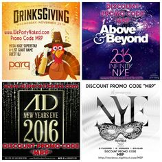Seewww.MRP.cluborwww.MarkRondeauPresents.com for links to upcoming events with PROMO CODES for DISCOUNT SAN DIEGO NEW YEARS EVE TICKETS and more!!!