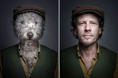 dogs dress up Sebastian Magnani 3