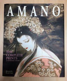 Yoshitaka Amano Book – The Complete Prints http://goo.gl/9NJBSA  #finalfantasy #ff #amano #book #squaresoft #nes