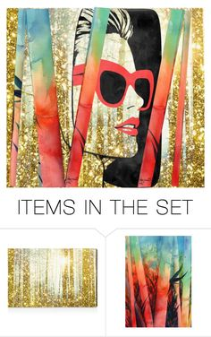 """""""Hide & Seek"""" by beanpod ❤ liked on Polyvore featuring art"""