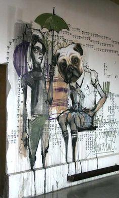 HERAKUT#street art
