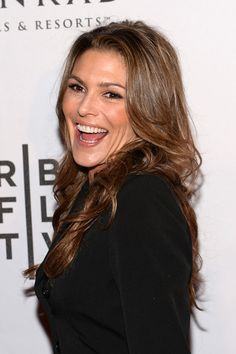 Paige Turco Actress Paige Turco attends as Conrad Hotels & Resorts Brings Smart Luxury to 2013 Tribeca Film Festival at Conrad New York on A...