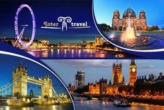 Nepamirštama pažintinė 7 dienų kelionė autobusu į LONDONĄ su keturiomis nakvynėmis ir pusryčiais viešbučiuose (galėsite pasirinkti kelionės datą jau kovą, balandį, gegužę, birželį arba liepą)