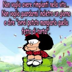 Mafalda and more… Italian Quotes, Feelings Words, Snoopy, Learning Italian, Have Fun, Funny Quotes, Language, Smile, Teaching