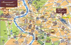 Rome Map - http://holidaymapq.com/rome-map-2.html