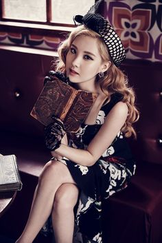 GIRLS'GENERATION - Lion Heart - Seohyun