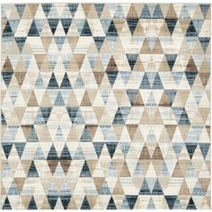 Unique Loom Beach Chimera Rug - x Square x Square - Beige), Brown (Polypropylene, Geometric) Visual Texture, Square Rugs, Beige Carpet, Area Rug Sizes, Contemporary Area Rugs, Room Rugs, Fashion Room, Rugs Online, Throw Rugs