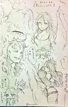 One Piece, Monet, Marco