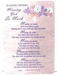 I miss you mom, every moment of everyday Missing My Husband, Missing Loved Ones, Missing You So Much, As You Like, Miss Mom, Miss You Dad, Memorial Poems, Memorial Cards, Memorial Gifts