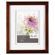 nice Gallery Solutions 8x10 Frame - Espresso - For Sale View more at http://shipperscentral.com/wp/product/gallery-solutions-8x10-frame-espresso-for-sale/