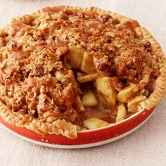 Caramel Apple Pie Recipe | Key Ingredient