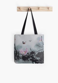 Butterfly and Lotus v2 by aplcollections