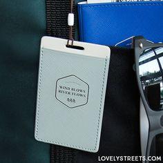 Etiqueta para equipaje – Gris claro #explore #travel #mug #deco #inspiration #memories #souvenir #bottle #accessories #cool #beautiful #cute #luggage #tag
