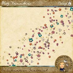 Monday's Guest Freebies ~ Designz by Dede  ✿ Follow the Free Digital Scrapbook board for daily freebies: https://www.pinterest.com/sherylcsjohnson/free-digital-scrapbook/ ✿ Visit GrannyEnchanted.Com for thousands of digital scrapbook freebies. ✿
