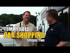 Tommy Goes Car Shopping - Vol. 2