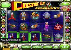 Jouer avec cette superbe machine à sous 20 lignes Cosmic Quest Mission Control et envolez vous dans l'espace à bord d'un vaisseau spatial !  http://www.casinobens.com/machines-a-sous-20-lignes-cosmic-quest-mission-control.php