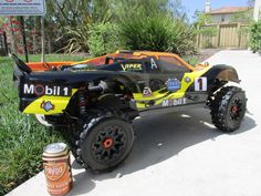 NEW 1:5 Scale RC Baja 5T Gas Truck by Rovan HPI Baja 5T 5SC 5B Buggy compatible