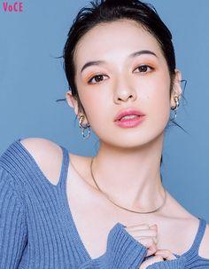 Makeup Trends, Makeup Inspo, Asian Makeup, Eye Makeup, Sweet Makeup, Best Photo Poses, Beautiful Japanese Girl, Beauty News, Real Beauty