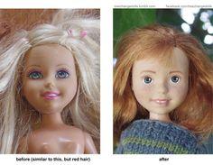 tree change dolls | tabitha emma