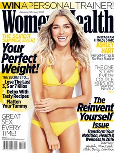 Women's Health South Africa is your go-to destination for fitness, legit nutrition advice and weight loss tips, health news, healthy recipes, and more. Weight Loss Tips, Lose Weight, Health Tips, Women's Health, Health Book, Taurus Woman, Taurus Taurus, Baby Yoga, Womens Health Magazine