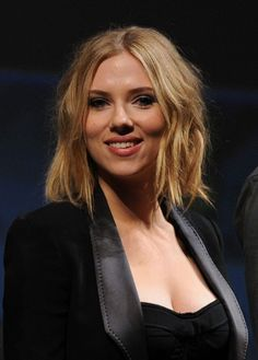 Scarlett Johansson Archive: candids