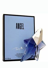 erfume Thierry Mugler Angel Delicia refrescante de la unión entre las notas orientales de ángel y la sutileza del agua floral. Es el tipo de obsequio que complementara perfectamente cada ocasión, para envió de regalos Bogotá. http://www.magentaflores.com/productos/regalos-bogota/perfumes-regalos-bogota/details/100/9/regalos-bogota/perfumes--online-regalos-en-bogot%C3%A1-tienda-online/perfume-thierry-mugler-angel.html