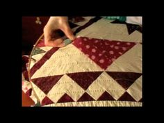 YouTube Paper Piecing, Tutorial Patchwork, Free Motion Quilting, Learn To Sew, Quilt Blocks, Hand Sewing, Applique, Patches, Projects To Try