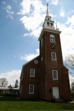 First Church of Christ Old Wethersfield CT