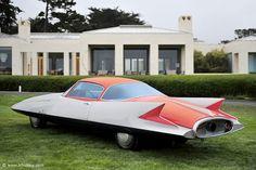 Buick Centurion #BuickCenturion #BuickLeSabre #ConceptCar #Kamisco