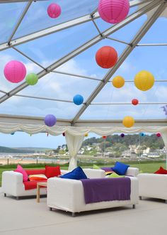 Use sofa's in a reception or bar area of your wedding marquee to create an area for guests to relax and chat. Marquee Hire, Marquee Wedding, Devon And Cornwall, Exeter, Somerset, Plymouth, Corporate Events, Special Day, Reception