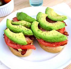 10 Avocado Recipes.