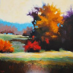 Marla Baggetta Pastel Paintings & Art Workshops | Landscape 2