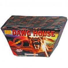 Dawg House - 500 Gram Cakes - Wild Willy's Fireworks